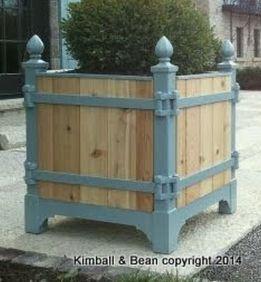 Pinned Cedar Versailles