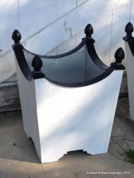 Square St. Germain Planter