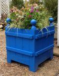 "20"" Rustic Cedar Versailles Box"